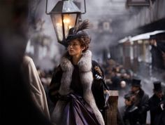 Keira Knightley , in a new Anna Karenina