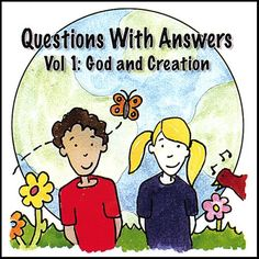 Questions with Answers Vol. 1: God and Creation CD Baby http://www.amazon.com/dp/B000NQ2A9K/ref=cm_sw_r_pi_dp_5.eZtb03W5YWP6J3