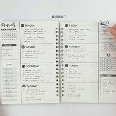 Bullet Journal Minimalist, Bullet Journal Lettering Ideas, Bullet Journal Notebook, Bullet Journal School, Bullet Journal Spread, Bullet Journal Inspiration, Bujo, Bullet Journal Aesthetic, How To Plan