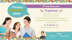 6a feria virtual Zion International University