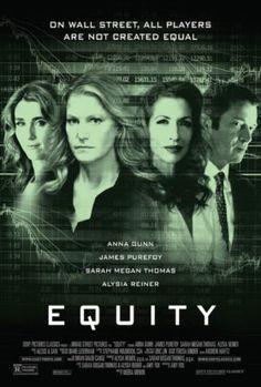 Equity Movie starring Anna Gunn : Teaser Trailer