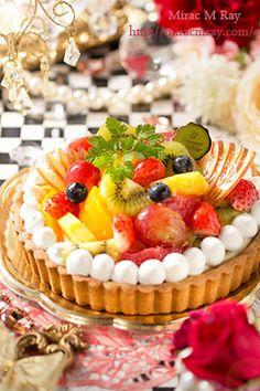 Fresh Fruit Tart フルーツタルト