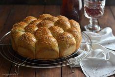 Danubio salato Zagara, Pane Pizza, Bread, Food, Cedar Trees, Brot, Essen, Baking, Meals