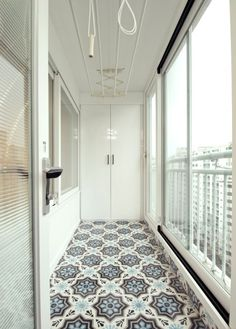 S-KSH : Kienho Tile and beautiful balcony