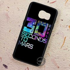 30 Second To Mars Nebula - Samsung Galaxy S7 S6 S5 Note 7 Cases & Covers