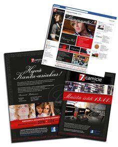 KAMPANJASUUNNITTELU: 7 camicie  www.facebook.com/7camiciefinland