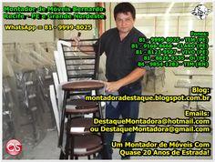 WhatsApp = 81 - 9999-8025  Montador de Móveis Bernardo Recife - PE e Grande Nordeste  Blog: montadoradestaque.blogspot.com.br  Emails: DestaqueMontadora@hotmail.com ou DestaqueMontadora@gmail.com  Um Montador de Móveis Com Quase 20 Anos de Estrada!  Fones: 81 - 9999-8025 - TIM (PE) 81 - 9166-8668 - CLARO (PE) 81 - 8123-9507 - VIVO (PE) 81 - 8826-9335 - Oi (PE) 84 - 9854-1283 - TIM (RN)