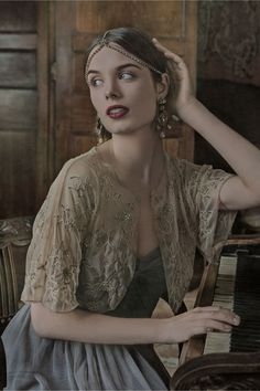 Regnant Halo in Shoes & Accessories Headpieces at BHLDN