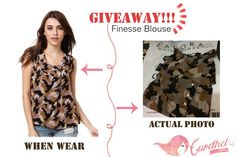 Win Finesse Blouse