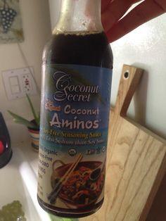 "Aminos ""Soy sauce"" - HF"