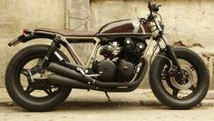 "CRD#9 Honda CB 750 KZ ""Brownie"" Cafe Racer"