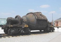 Bethlehem Steel Co Hot Metal Car No. 127