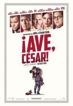 ~ ¡Ave, César! ~ [ 4,5 ] Arenas Multicines