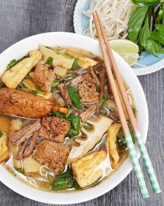 When I used to live in San Jose this was one of the spots I frequented for their oh-so-frickin' delicious Vietnamese Vegetarian dishes. The bamboo noodle soup (pictured) is one of my loves!  What are your go-to spots in San Jose?