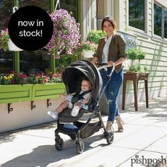 The Baby Jogger City Tour LUX is the upgraded version of the City Tour stroller and we are loving it! Features reversible seating, near flat recline, and a tiny footprint for traveling parents. PLUS - the additional Carrycot (available separately at $99.95) can be folded WITH the stroller! Available in 4 colors.   http://www.pishposhbaby.com/baby-jogger-city-tour-lux-stroller.html
