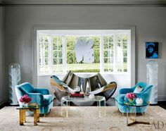 The Best Decorating Ideas To Add A Pop Of Color To Your Home | Want to spruce up your home decor by adding a bold pop of color? You're in the right place! We selected some of the best decorating ideas to inspire you! Find more: https://www.brabbu.com/en/inspiration-and-ideas/interior-design/best-decorating-ideas-adding-pop-color-home