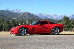 Z06 Corvette - wow