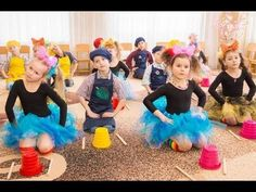 "(158) Орф-оркестр ""Маленький Веселунчик"" (сер. та старший дошкільний вік) - YouTube Preschool Music Activities, Outdoor Activities For Toddlers, Just Dance Kids, Music For Kids, Kindergarten Classroom Setup, Hiit Workout Routine, Ballet Studio, Primary Music, Elementary Music"