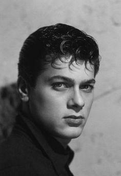 my first movie star crush--Tony Curtis