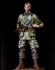 101st US Airborne 1944 by Pegaso models