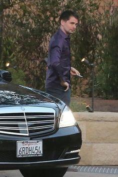 Matt Bellamy - SoHo House in Malibu, California USA (May 2016)