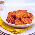 Rösti van zoete aardappelen - recept - okoko recepten