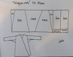 Conjectural klappenrock pattern