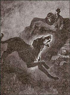 Książki i czasopisma na czytniki Kindle: Arthur Conan Doyle - Pies Baskerville'ów - Darmowy ebook