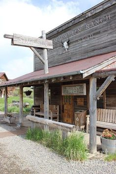 Stage Photograph - Stage Stop Express by Laura Paine Old Western Towns, Western Homes, Old West Town, Old Town, Old West Decor, Western Saloon, Tiny House, Building Front, Old Gas Stations