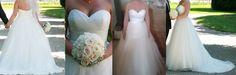 ♥ Brautkleid trägerlos herzausschnitt ivory Größe 40/42 ♥  Ansehen: http://www.brautboerse.de/brautkleid-verkaufen/brautkleid-traegerlos-herzausschnitt-ivory-groesse-4042/   #Brautkleider #Hochzeit #Wedding