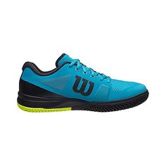 newest 09baa d273d Wilson Rush Pro 2.5 - Mens Tennis Shoes Amazon.co.uk Sports