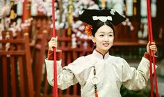 Zhou Dongyu as Chenxiang Traditional Chinese, Chinese Style, Traditional Outfits, Chen Long, Oriental Fashion, Chinese Fashion, Oriental Style, Can't Buy Me Love, Chinese Clothing