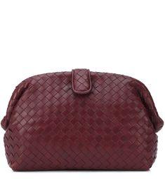 df728dc5482 Bottega Veneta - The Lauren 1980 leather clutch - First designed for  actress Lauren Hutton as