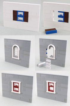 Windows - Building Sideways Part 1 | by Larry Lars