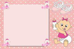 Marcos e imágenes de Baby Shower y Nacimiento niña | Imágenes para Peques