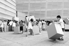 Maushaus. La arquitectura como experiencia colectiva: estrategias de juego y aprendizaje estético en la infancia, por Jorge Raedó en La Tierra y otras escuelas / FronteraD (Arquitecturas del mundo 2012. Construyendo una pirámide)