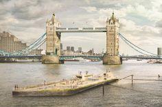 9. Thames Baths - AD España, © Studio Octopi + Picture Plane