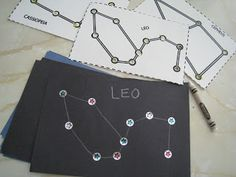 Constellations - Space Unit for Kids - Teach Beside Me 1st Grade Science, Science Curriculum, Kindergarten Science, Science Classroom, Teaching Science, Science Activities, Science Inquiry, Science Space, Environmental Science