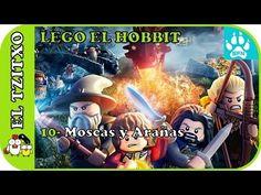 Lego Hobbit | 10 | Moscas y Arañas