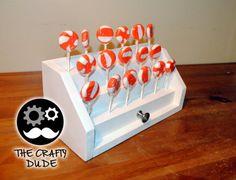 Nuevo diseño lollipop de estilo de caja de por TheCraftyStand