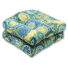 Pillow Perfect Outdoor Omnia Lagoon Wicker Seat Cushion, Set of 2 Pillow Perfect http://smile.amazon.com/dp/B00HVEMFTC/ref=cm_sw_r_pi_dp_gCizwb1EW97A0