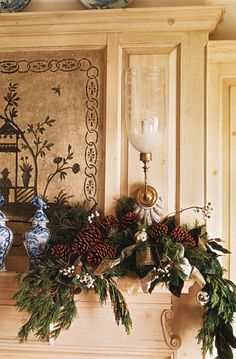 The Pink Pagoda: Dreaming of a Blue and White Christmas