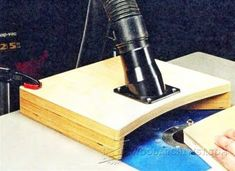 3550-Router Table Dust Hood