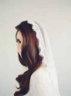 hair and veil perfection