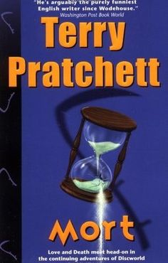 Mort by Terry Pratchett : Book Review | Kim Heniadis