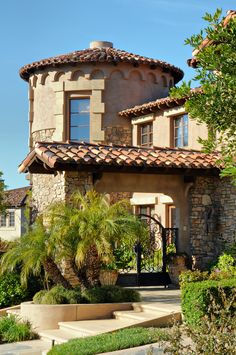 Luxury Estate- Mediterranean Home- Via ~LadyLuxury~
