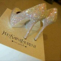 Silver sparkles- absolutley gorgeous <3
