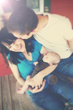 Love it - Family Photo Shoot with Newborn