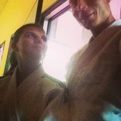 Me and my Love at JuDo