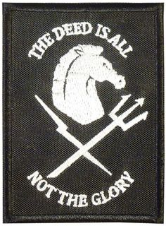 navy seals black squadron DEVGRU ST6 embroidered morale NSWDG sew iron on US NAVY SEAL COMMANDO  patch